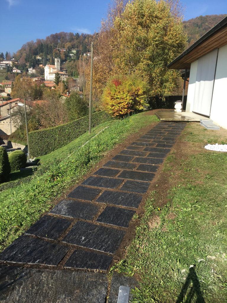 costruzione dialetti giardino