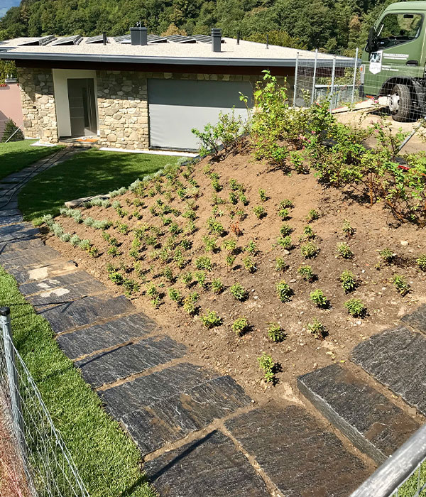 progettazione e costruzione giardini